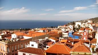 webcam La Orotava Santa Cruz de Tenerife