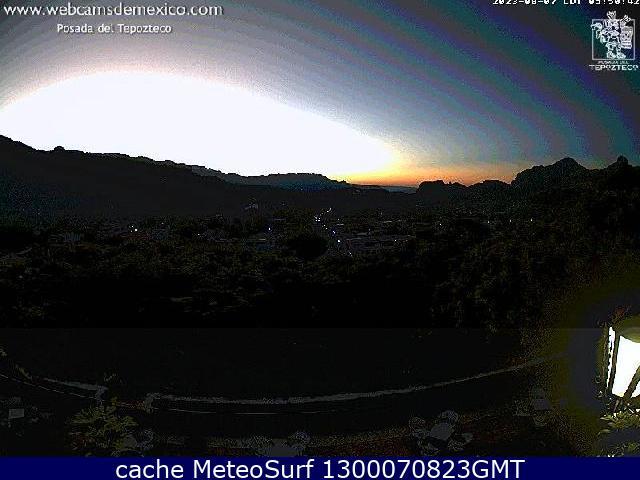 webcam Tepotzlán Tepotzlán