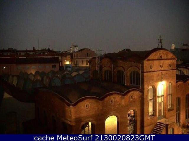 webcam Terrassa Barcelona