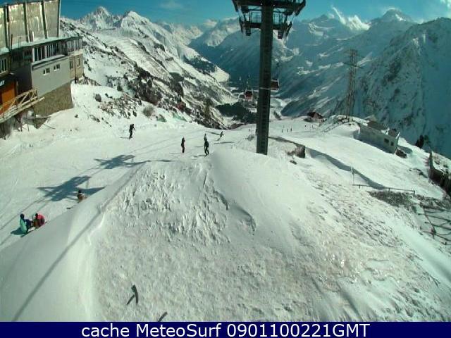 webcam Terskol Mt Elbrus Karachay Cherkessia