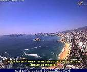 Webcam Playa Condesa Acapulco
