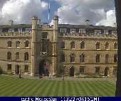 Webcam Cambridge College