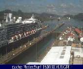 Webcam Canal de Panamá