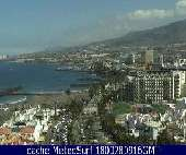 Webcam Santa Cruz de Tenerife