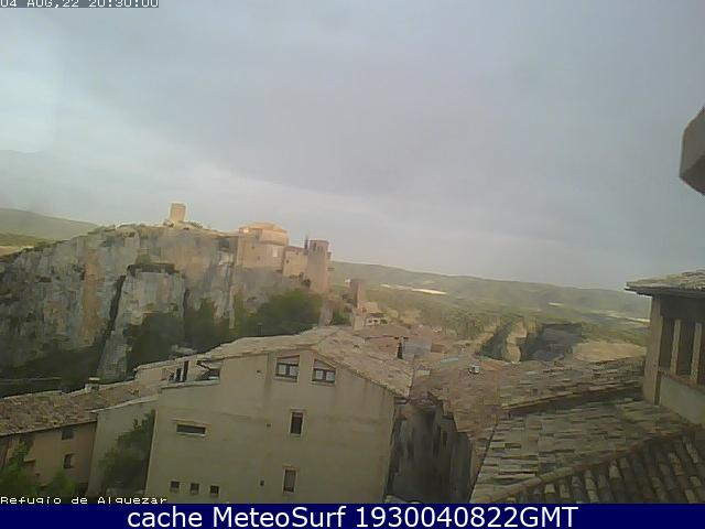 webcam Alquezar Huesca