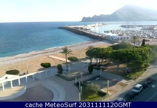 webcam Altea La Roda Alicante