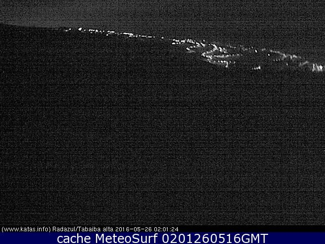 webcam Barranco Hondo Candelaria Santa Cruz de Tenerife