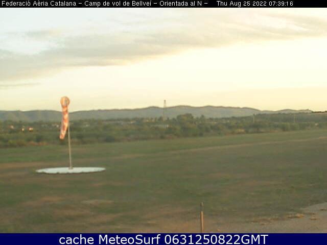 webcam Bellvei Tarragona