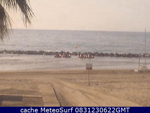 webcam Benicassim Terrers Castellon