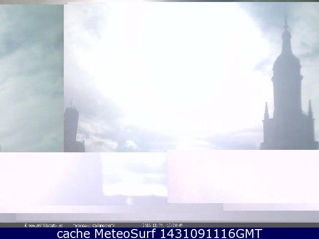 webcam Calamocha Teruel