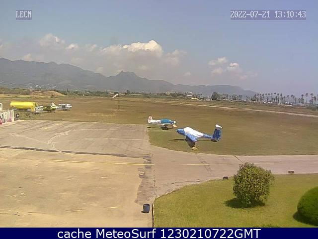 webcam Aeroclub Castellón Castellon