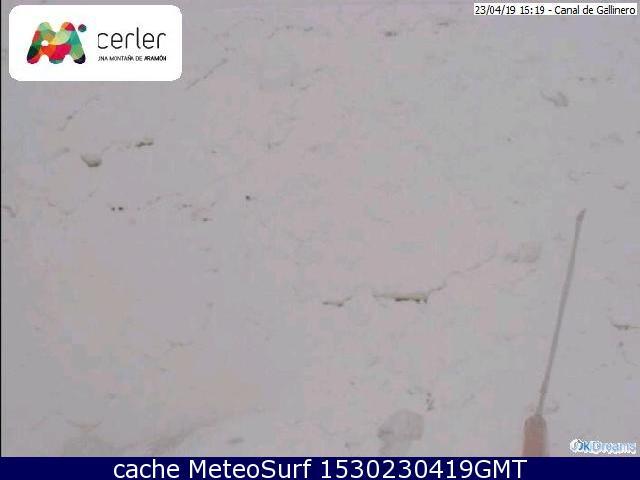 webcam Cerler Gallinero Huesca