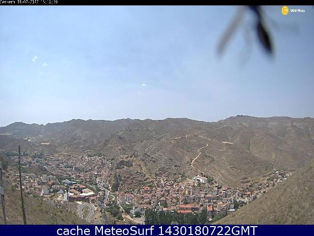 webcam Cervera La Rioja