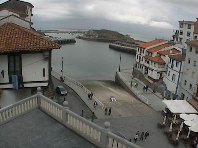 webcam Cudillero Avilés