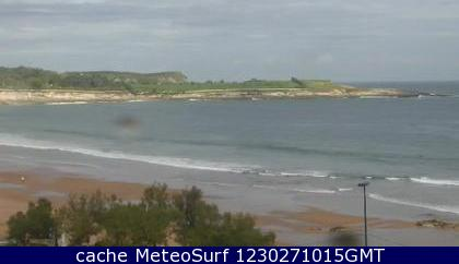webcam Playa del Sardinero Santander