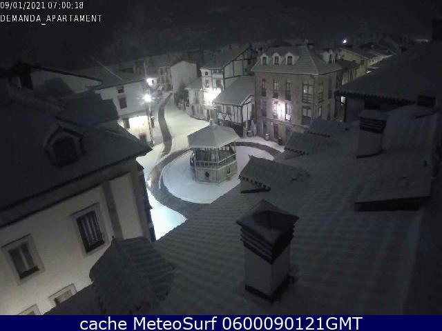 webcam Ezcaray Apartamentos La Rioja