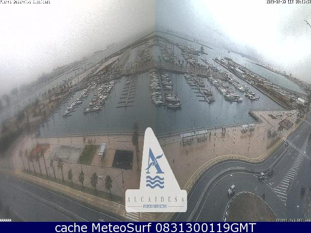 webcam Gibraltar Cadiz