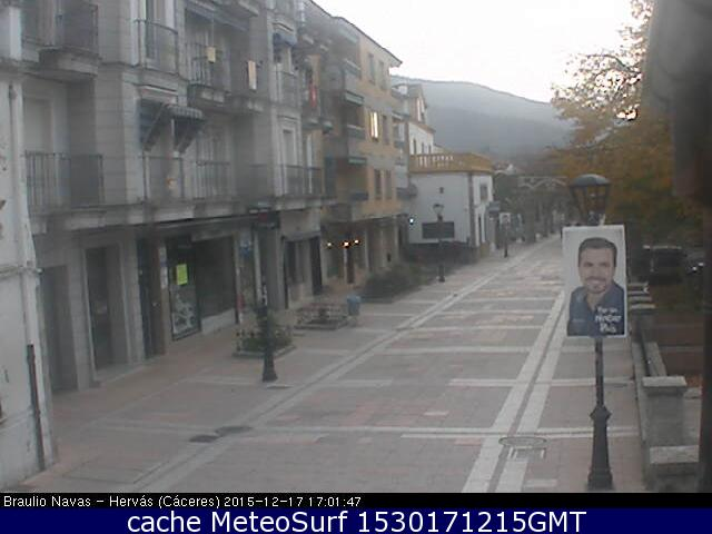 webcam Hervas Caceres