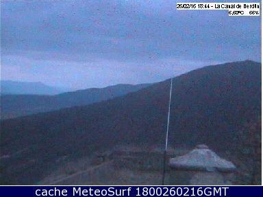 webcam Canal de Berd�n Jaca Huesca