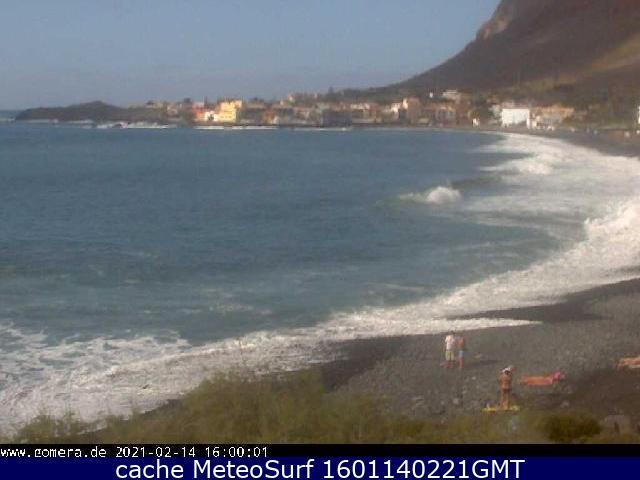 webcam La Paloma Santa Cruz de Tenerife