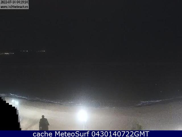 webcam Las Canteras Barra Las Palmas