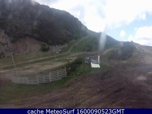 webcam Leitariegos Ski Leon