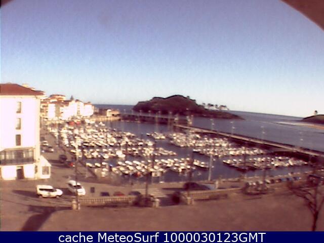 webcam Lekeitio Vizcaya