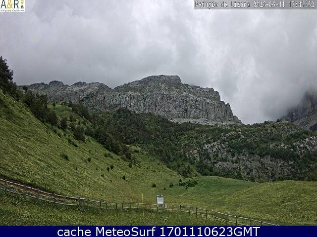 webcam Lizara Bisaurin Huesca
