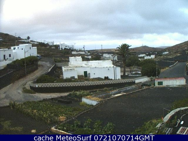 webcam Los Valles Teguise Las Palmas
