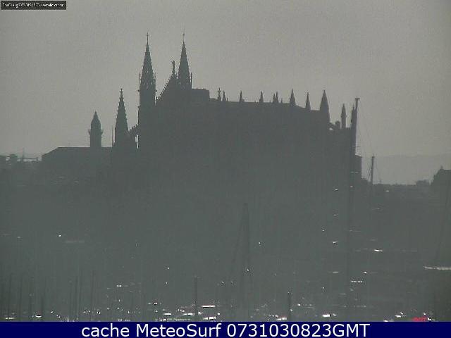 webcam Hotel Palma de Mallorca Islas Baleares