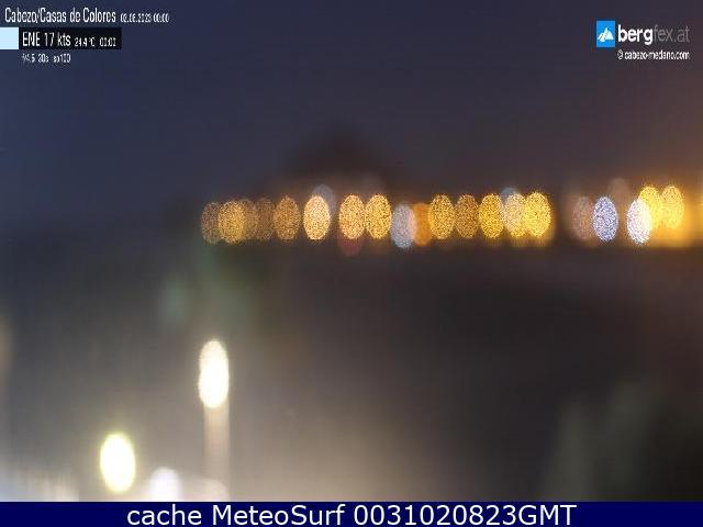 webcam Apartamentos El Medano Santa Cruz de Tenerife