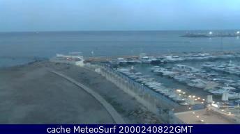 webcam Murcia Puerto Huerta de Murcia