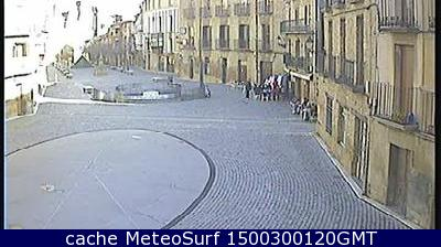 webcam Olite Navarra