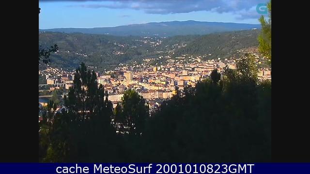 webcam Ourense Orense