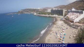 webcam Patalavaca Anfi del Mar Las Palmas