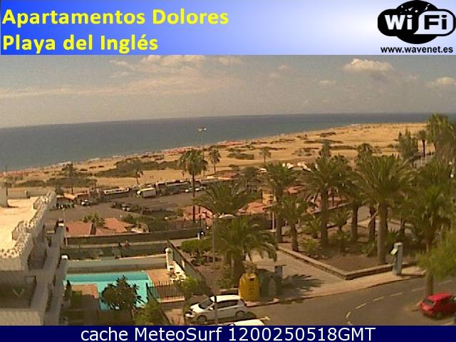 webcam Apartments Playa Ingles Las Palmas