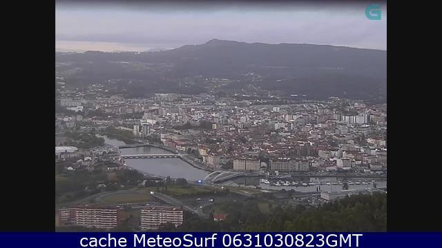 webcam Pontevedra Lerez Pontevedra