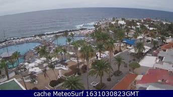 webcam Puerto de la Cruz Tenerife Santa Cruz de Tenerife