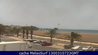webcam Puerto del Carmen Los Pocillos Las Palmas
