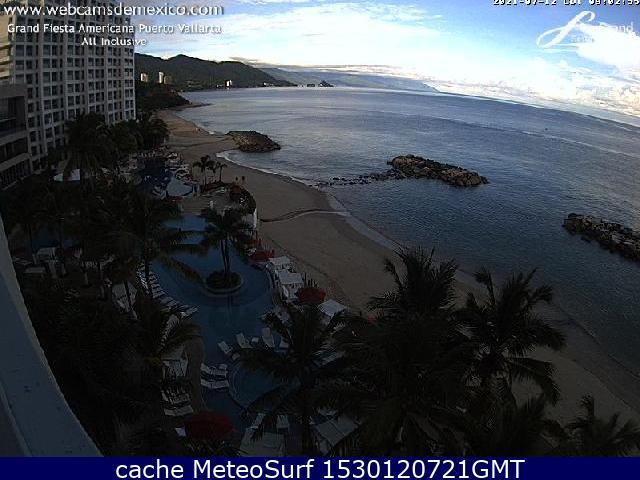 webcam Puerto Vallarta Hotel Puerto Vallarta