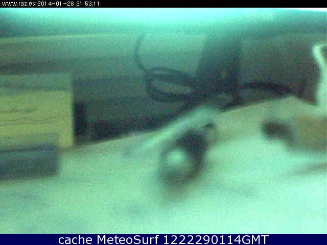 webcam Razo La Corua