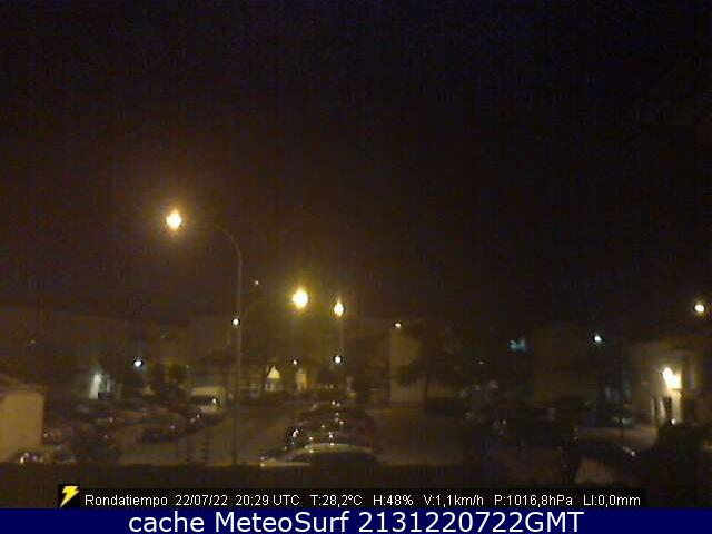webcam Ronda San Cristobal Malaga