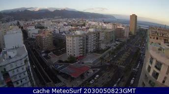 webcam Santa Cruz de Tenerife Ciudad Santa Cruz de Tenerife