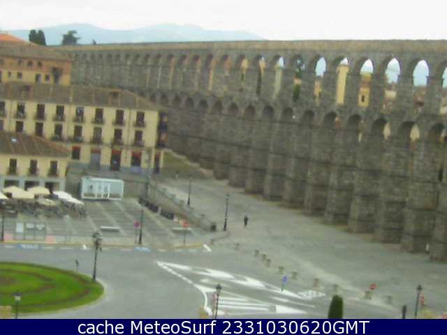 webcam Segovia Acueducto Segovia