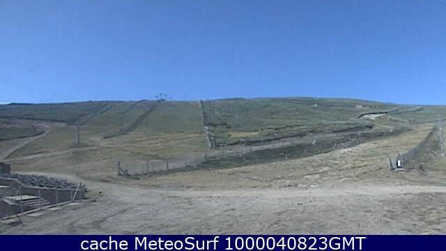 webcam Sierra de Béjar Ski Salamanca
