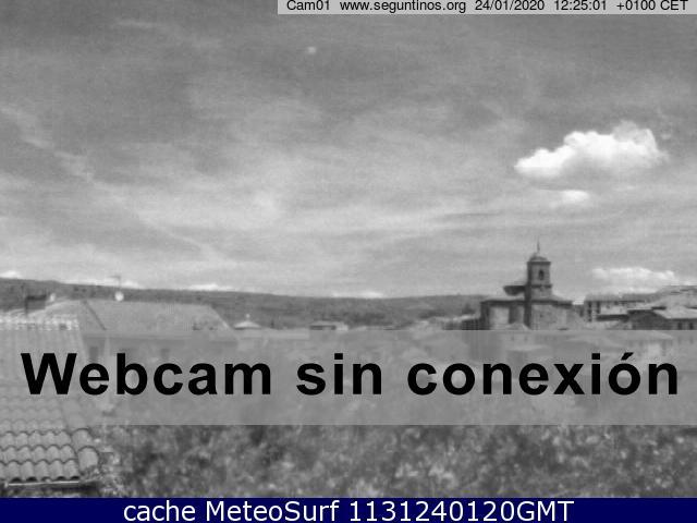 webcam Sigüenza la Serranía Guadalajara
