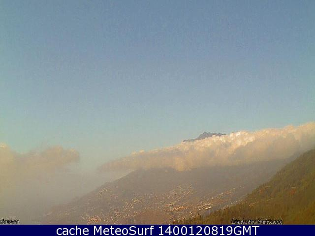 webcam Arecida Tijarafe Sur Santa Cruz de Tenerife