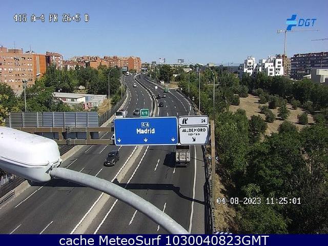 webcam Valdemoro Comarca Sur