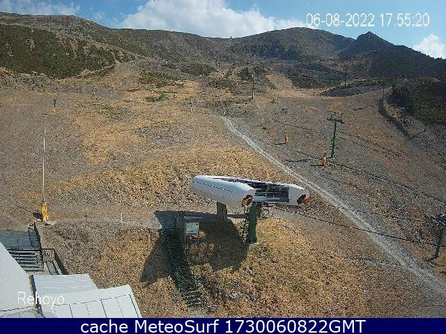 webcam Valdezcaray Esqui La Rioja