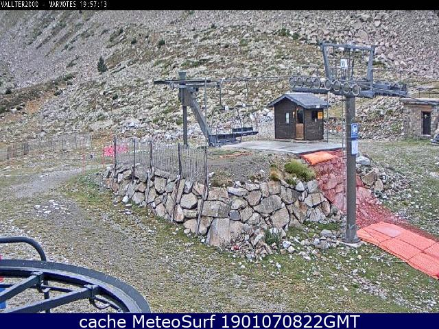 webcam Vallter 2000 Gerona